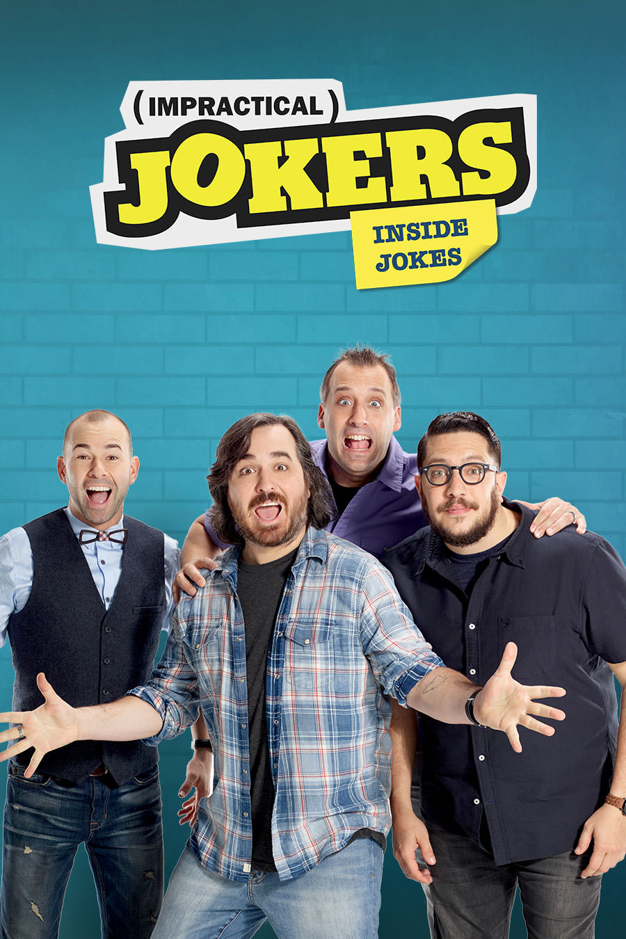 Impractical Jokers: Inside Jokes